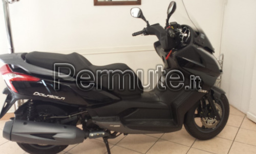 kymco downtown 300i del 2015