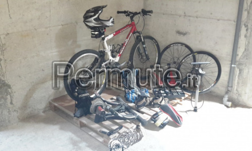 mountain bike etsx 50 con carro in carbonio e guarnitura XT forcelle Fox 100/140 più varia attrezza
