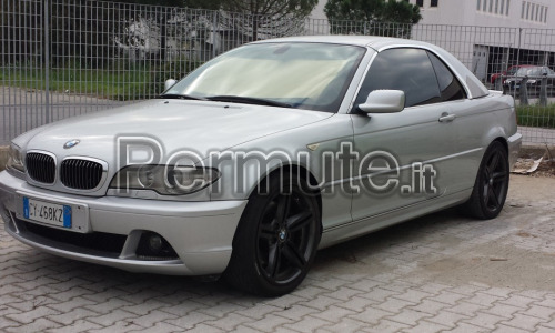 BMW 33O CD ALL SEASONS CABRIO