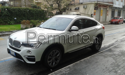 Bmw X4 01/2015 2.0d Xdrive Xline Full Optional