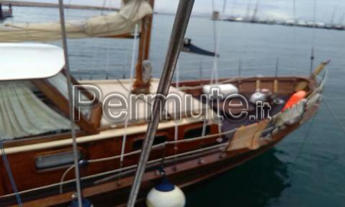 Vendo barca - I sell my boat