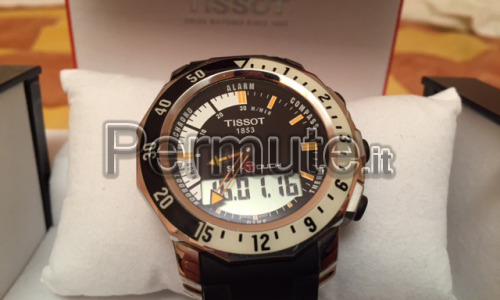 Tissot Sea Touch, ref. T0264201728100