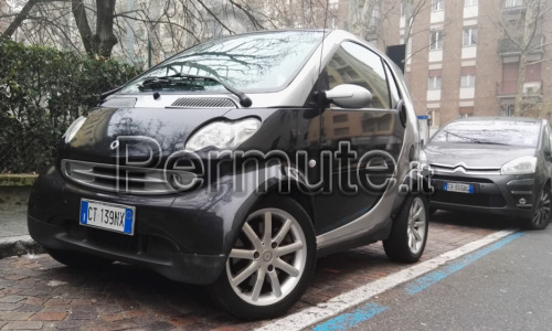 smart 800 disel coupé del 2005