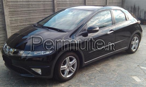 Honda Civic 2007 1400 benzina 5 porte full optional