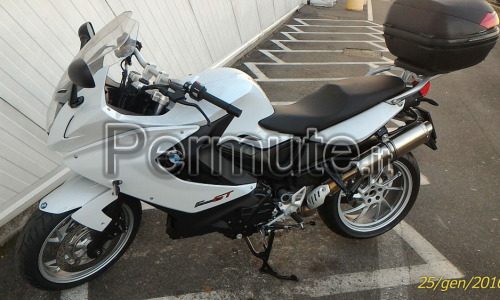 Scambio bmw f800 gt