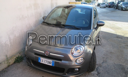 fiat 500 cult 0.9 twinair turbo 105cv
