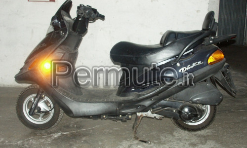 permuto scooter dinghi 150 4tempi