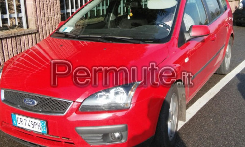 Ford focus seconda serie 1600 TDCI