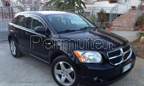 DODGE CALIBER NERA 2007