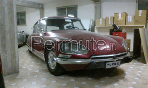 Citroen DS 21 PALLAS '71