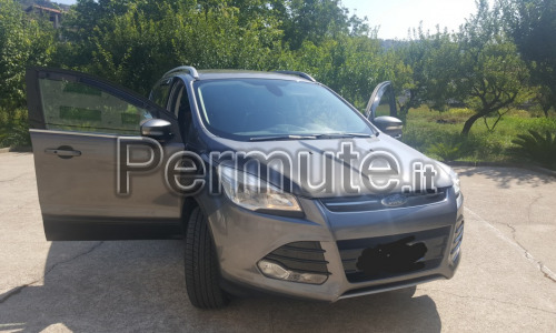 Ford kuga 2.0 163 cv powershift