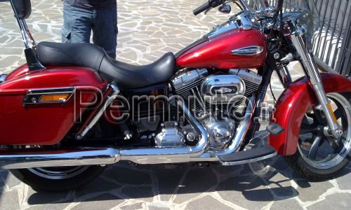 Harley Dyna switchback 2012