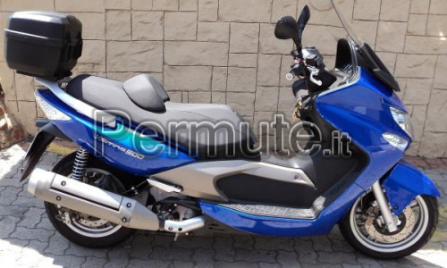 scooter kymco 500c