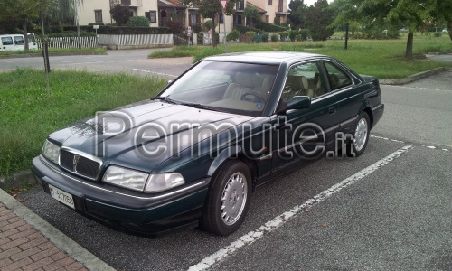 ROVER 820 COUPE TURBO