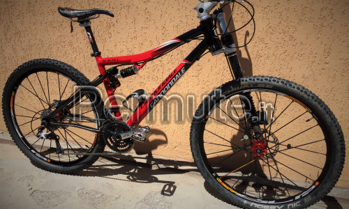 "CANNONDALE Scalpel 4 2009 ""26"