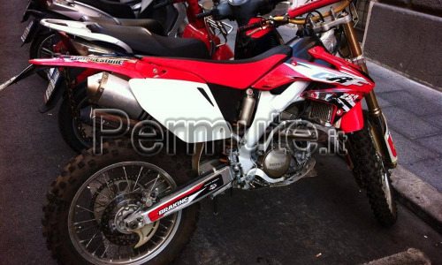 Offro CRF X 250 (2005)