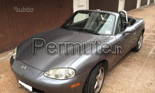 mazda mx5 16v cat high 1.6