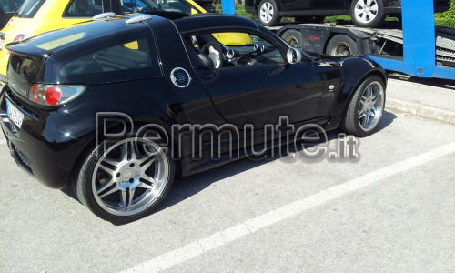Smart Roadster Brabus coupe (100cv)