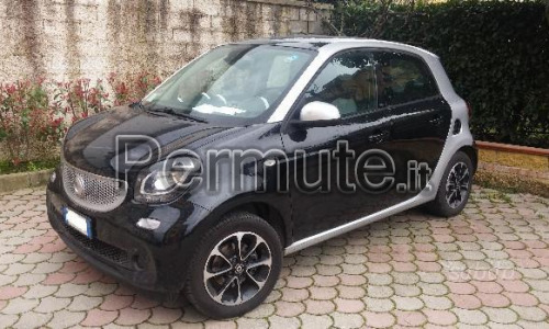 smart forfour 1.0 passion 2015
