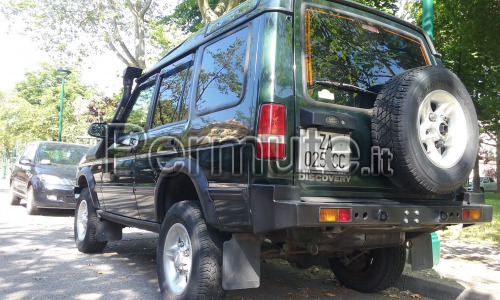 Land Rover Discovery td 300