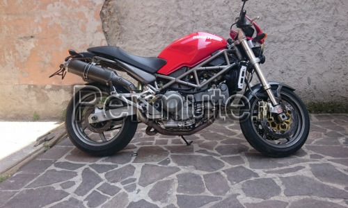 Ducati Monster S4 20000km