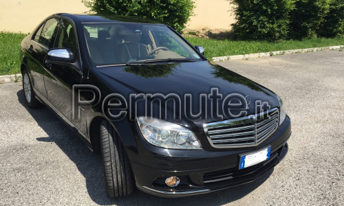 Mercedes 220 cdi classe C impeccabile