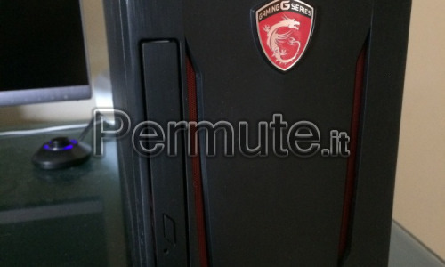 PC Desktop Gaming Nightblade MI-03 STW