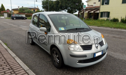 Renault Modus Novembre 2004 perfetta full optional Neopatentati