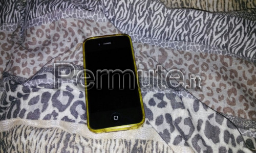 Scambio iPhone 4s nero 32gb