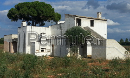 Masseria in terreno agricolo Sannicola - Gallipoli