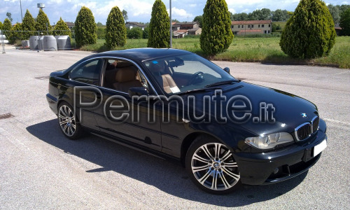 BMW 330 CD MOTORE NUOVO!!!!!