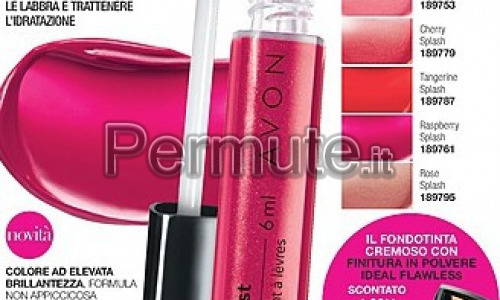 Lip gloss shine burst Avon