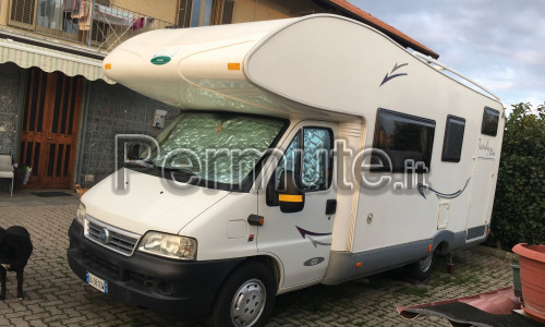 Vendo Mclouis Tandy plus 620 con garage su ducato 2.8JTD power 150cv