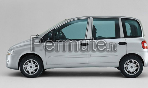 Fiat Multipla a metano