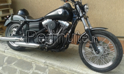Scambio dyna con road king