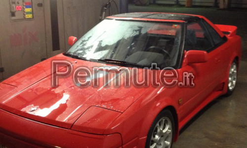 Toyota Mr2 '87 vendo/permuto