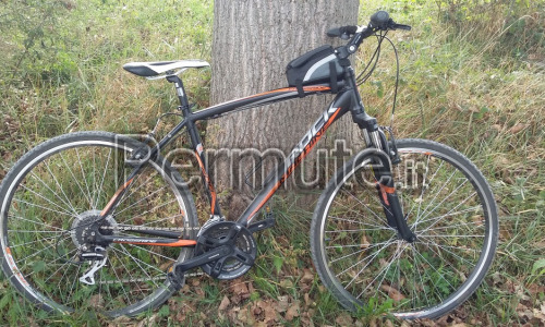 ROCK MACHINE BICI TRK CROSSRIDE 200