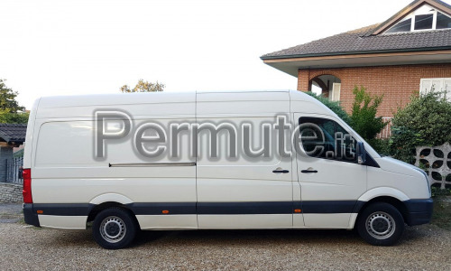 Volkswagen Crafter passo lungo come nouvo