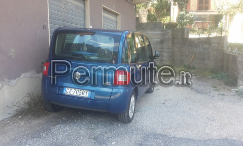 fiat multipla natural power a metano