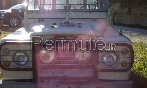 Land Rover Defender Disel 2.3 cc