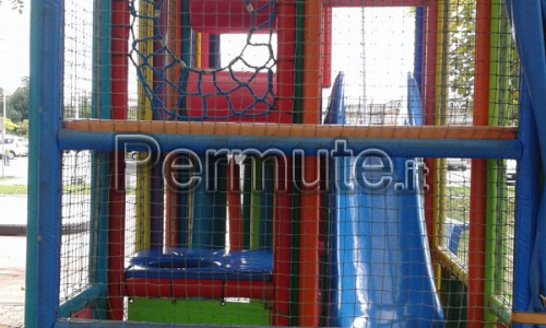 Play ground labirinto