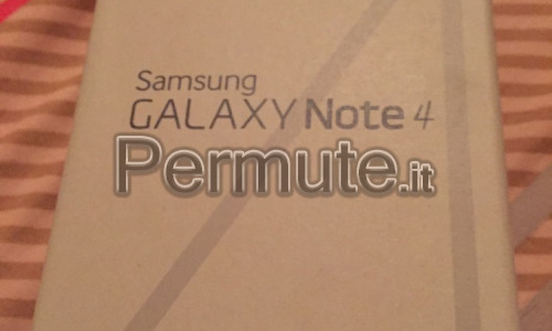 Samsung note 4 nero 32 gb