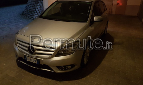 Mercedes B 200cdi executive BlueEFFICIENCY