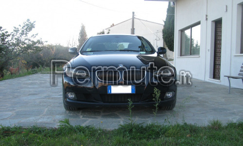 Scambio bmw 320d xdrive coupe