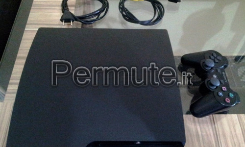scambio Playstation 3