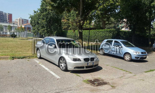 Scambio BMW 530 D