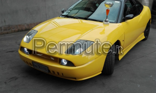 Vendo fiat coupe turbo 16v