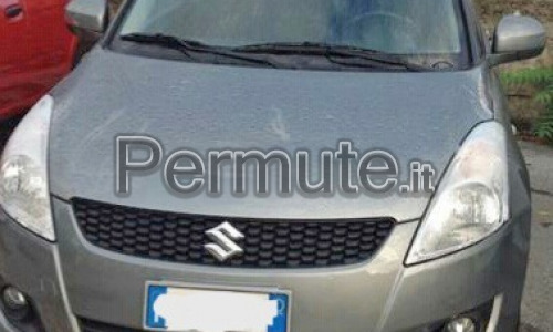 SUZUKI SWIFT 1.2 del 2012 Con impianto Gpl