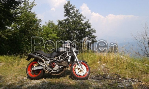 Ducati Monster s4 - 916cc