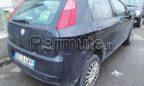 Fiat Grande Punto 1.4 natural power Dynamic 09